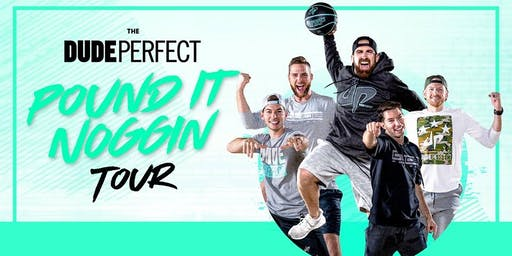 Volunteers Needed: THE DUDE PERFECT SHOW (As Seen On Nickelodeon)
