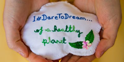 Dare To Dream: Craftivist Collective workshop as part of Heritage Open Days