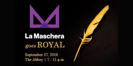 La Maschera Goes Royal tickets