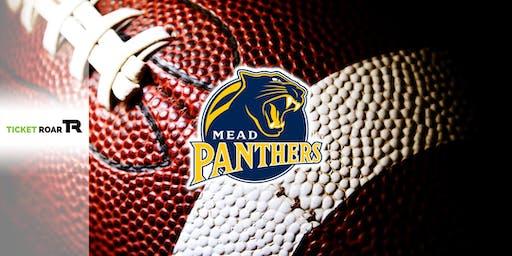 Mead vs Mt Spokane Varsity Football