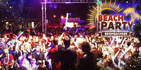 Beachparty Brombachsee - Das Partyfestival  Tickets