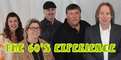 The 60's Experience tickets