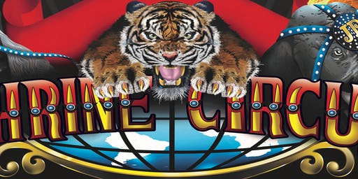 Sharon Shrine Circus 2019 - Hemphill, TX