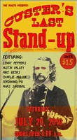 Custer's Last Stand-Up: A Native Comedy Showcase