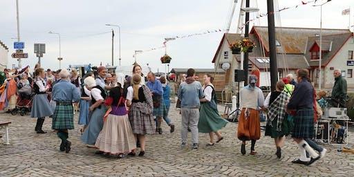 25th Dunedin Dancers International Folk Dance Festival - Anstruther, Fife