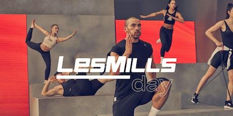 Les Mills Day Barcelona Septiembre 2019 entradas