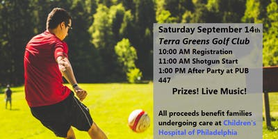2nd Annual LIV Foundation Foot Golf Tournament