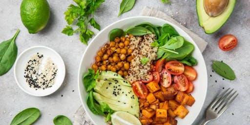 Vegan cooking class