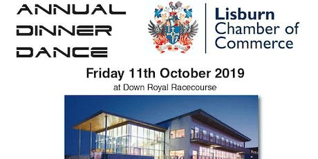 Lisburn Chamber Annual Dinner & Dance tickets