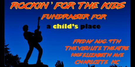 2nd Annual Rockin' for The Kids Concert tickets