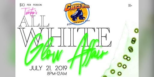 TwoStep's All White Glow Party
