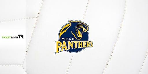 Mead vs Gonzaga Prep Varsity Volleyball