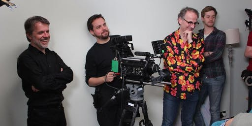Film Directing Masterclass with Ate de Jong