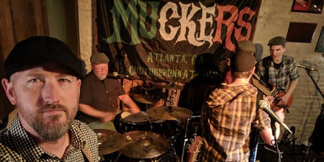 THE MUCKERS are an Atlanta-based folk-punk CELTIC  band tickets