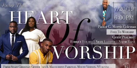 The Heart of Worship tickets