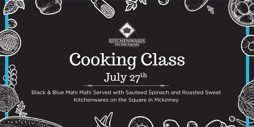 Hawaiian Themed Cooking Class