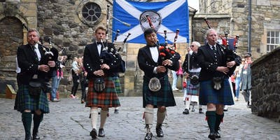 25th Dunedin Dancers International Folk Dance Festival - Stirling Castle