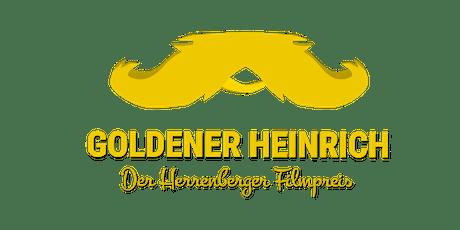 Filmgala Goldener Heinrich Tickets