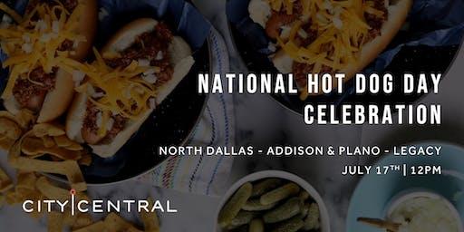 National Hot Dog Day Celebration