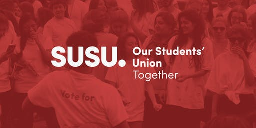 SUSU Course Rep Training (Newly-elected Reps)