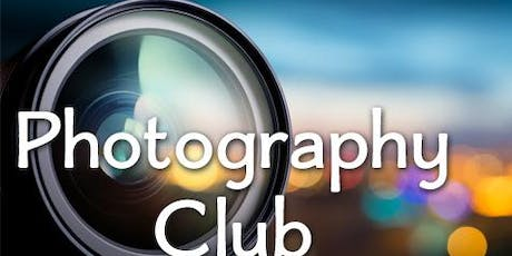 Photography Club tickets
