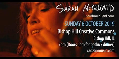 Sarah McQuaid (Bishop Hill, IL) tickets