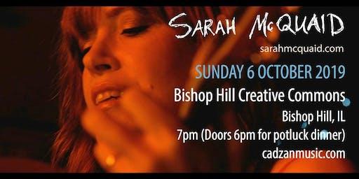 Sarah McQuaid (Bishop Hill, IL)
