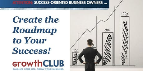 GrowthCLUB 90-Day Quarterly Business Planning   Make 2019 your strongest yet! (Winston-Salem) tickets