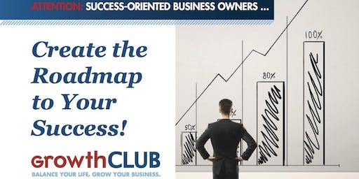 GrowthCLUB 90-Day Quarterly Business Planning | Make 2019 your strongest yet! (Winston-Salem)