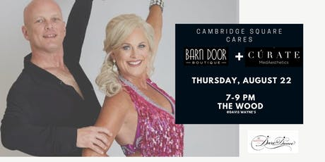 CAMBRIDGE SQUARE CARES Benefiting Dare to Dance Risa Miller + Denny Lennon tickets