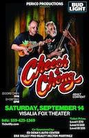 CHEECH & CHONG: O CANNABIS TOUR