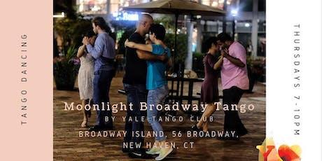 Moonlight Broadway Tango tickets