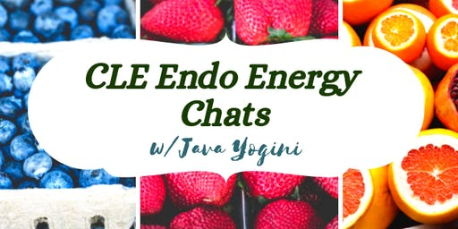 CLE Endo Energy Chats (Creating Vision Boards)