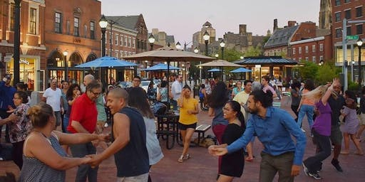 Salsa Under the Stars with Yale Student Salsa Society