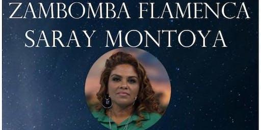Zambomba Flamenca: Saray Montoya