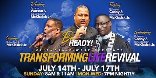 Transforming Life Revival