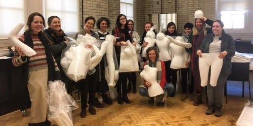 Icon Textiles Group: One Day Workshop - Costume Mounting with FOSSHAPE™