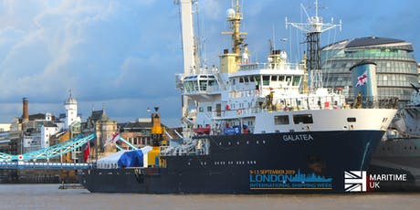 Maritime UK Careers Hub @ London International Shipping Week 2019 tickets