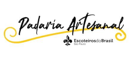 033 -Curso de Padaria Artesanal  ingressos
