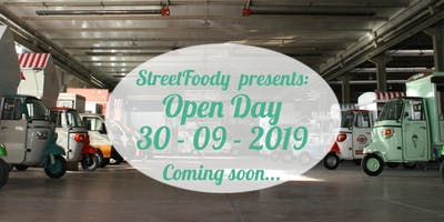 Open Day StreetFoody