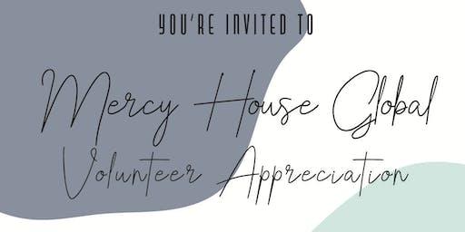 Mercy House Global | Volunteer Appreciation [11:30 AM]