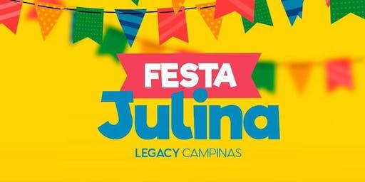 FESTA Julina  - Lagoinha Campinas