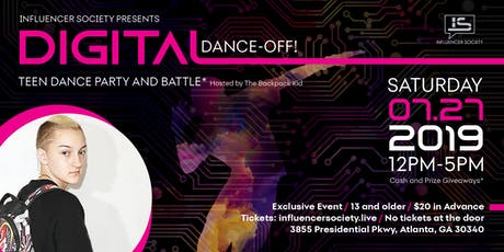 Digital Dance-Off tickets