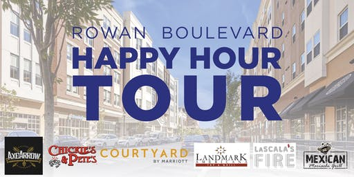 Rowan Boulevard Happy Hour Tour