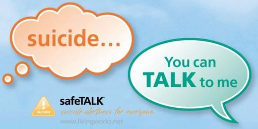 safeTALK Training (McMaster Students)