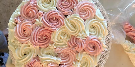 Cake Decorating 101- with Jen Stone tickets