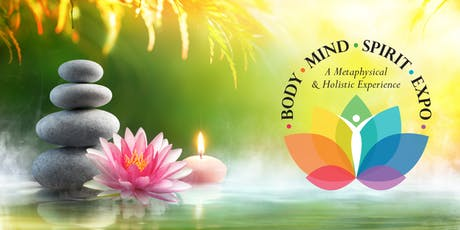 2019 Clinton Body, Mind, & Spirit Expo tickets