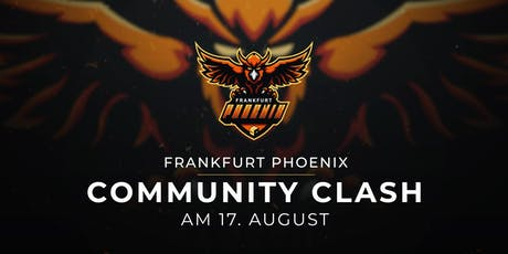 Frankfurt Phoenix - Community Clash Tickets