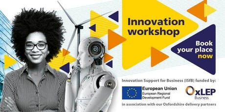 Thinking circular whilst doing business: making innovation work for you  tickets