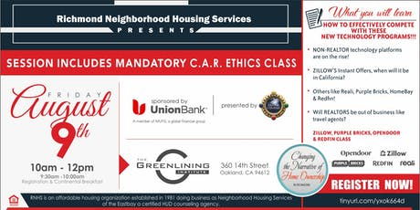Real Estate  Professional Listening Session- Receive CE Credit for attending! tickets